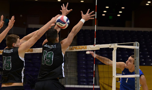 Top college men's volleyball matches to follow tonight