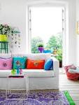 Artistic Colorful Living Room Decoration | Home Decor Gallery