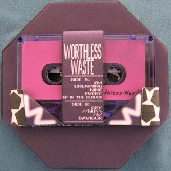 Worthless Waste c44 / DVDr