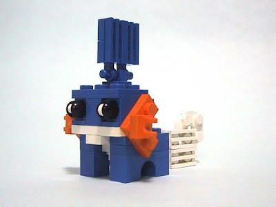 Lego pokemon mizugoru
