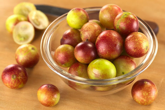 Camu Camu Berry Is The Best Source of Natural Vitamin C
