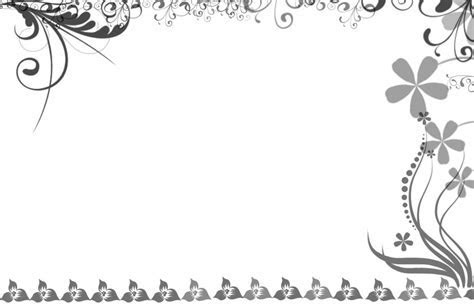 wedding clipart borders png   Clipground