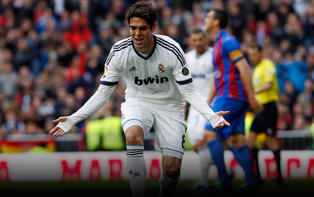 Kaká gol Real Madrid (Foto: Reuters)