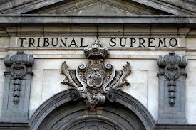 TRIBUNAL SUPREMO JUSTICIA ESPAÑA
