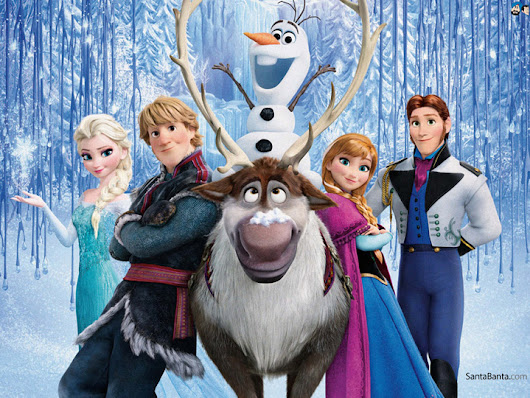 Waitsel's Review of the Movie Frozen