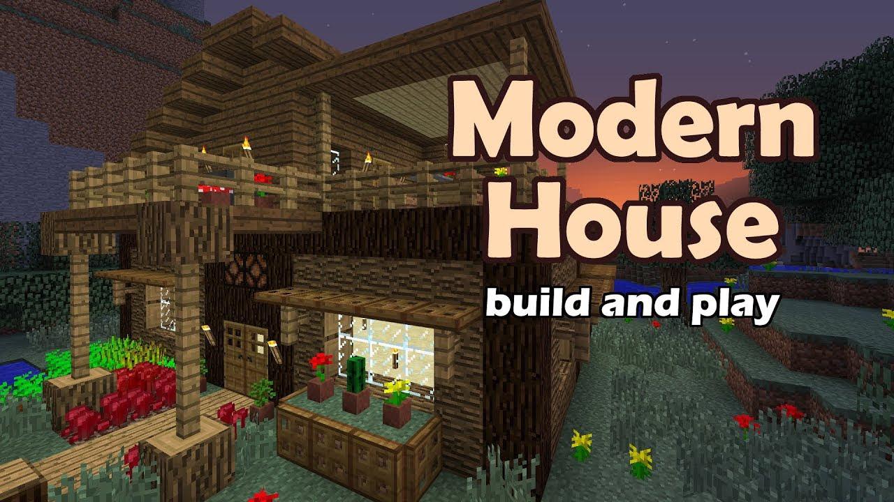 Minecraft House Ideas Step By Step - Muat Turun 5