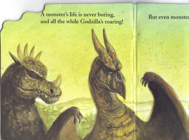 Godzilla likes to Roar! 11