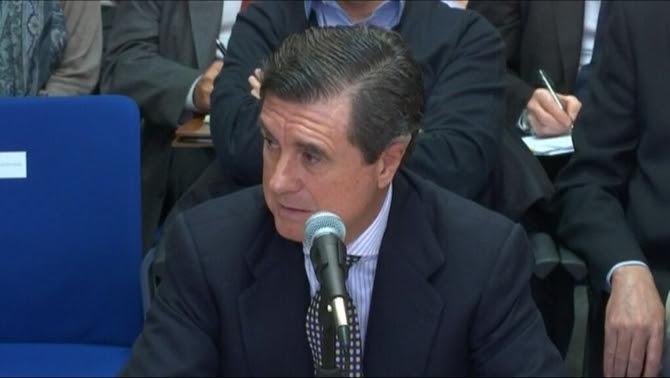 """Jaume Matas, aquest dijous declarant al judici del """"cas Nóos"""""""