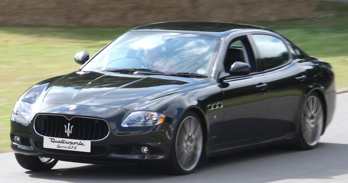 Maserati quattroporte for Mercedes benz biome release date