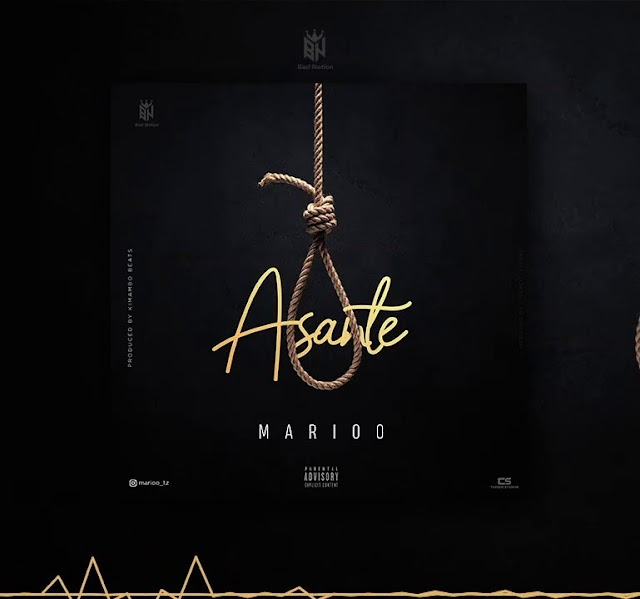 Download Audio: Marioo – Asante