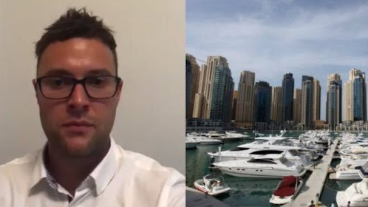 Dubai Scot jailed for three months for public indecency
