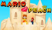 Mario Meets Peach: platform, cartoons, super mario, bambini