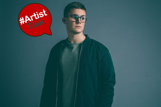 #ArtistTalk: Luke Faas is Norway's R&B Secret | The Urban Twist