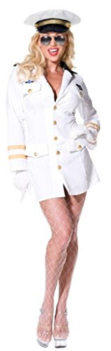 Top Gun Officer (includes Dress, Hat and Gloves)