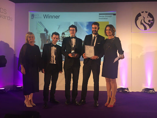 AUB Design Workshops & Studios win RICS Award - Design Engine Architects