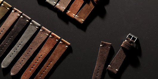 Here's How To Choose The Best Watch Strap For Your Style