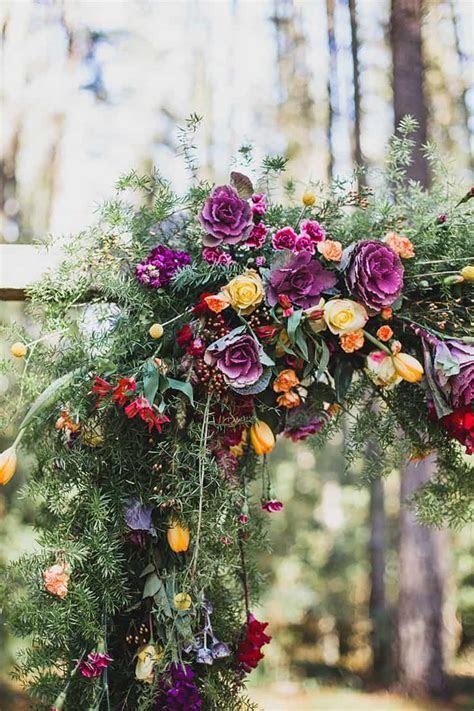 Holly & Brad?s Bright & Whimsical Vintage Wedding