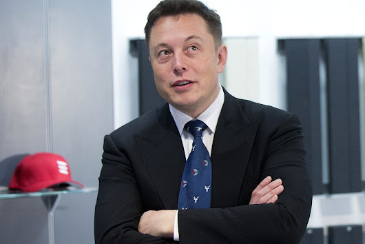 Elon Musk Sends April Fools' Tweets Joking of Tesla Bankruptcy