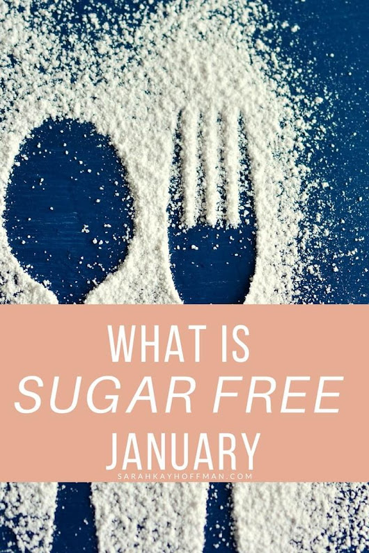 What is Sugar Free January
