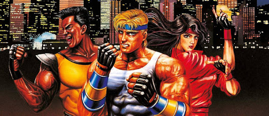Streets of Rage, le Beat them all Alpha