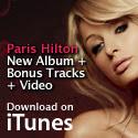 Paris Hilton on iTunes