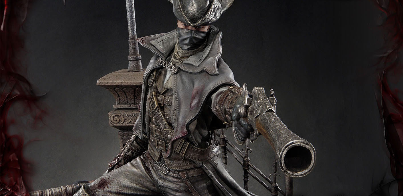 Upcoming Bloodborne statue costs $800 screenshot