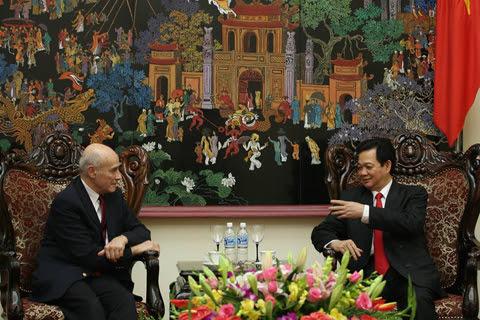 GS Joshep Nye, Nhật Bản, Trung Quốc, Mỹ, chính sách