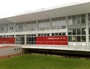Sede social do América-RN, em Natal (Foto: Divulgação/América-RN)
