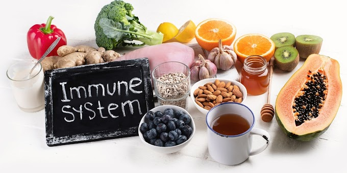 7 Ways to keep your Immune System Healthy