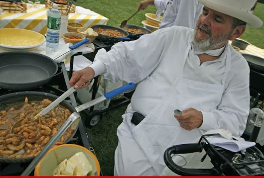 Famous Chef Paul Prudhomme -- Turducken, Blackened Redfish Pioneer ... Dead at 75 | TMZ.com