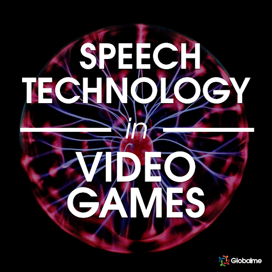 Voice Controlled Games: The Rise of Speech Technology in Gaming | Globalme