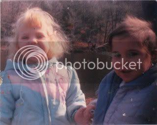 Krista and Dawna