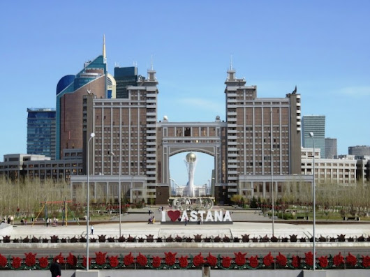 Astana: the ultimate guide to the city of the future - Backpack Adventures