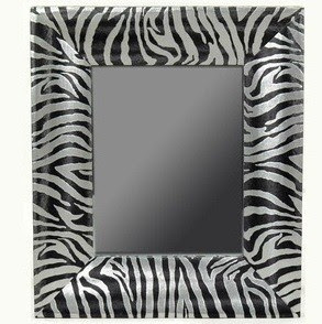 Zebra print bathroom decor - Bring up the nature sensation in the ...