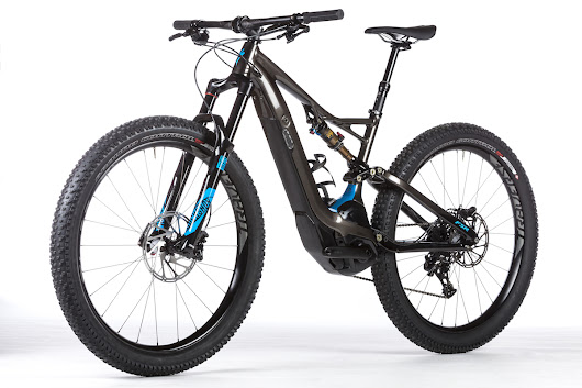 In 10 years there will no more MTBs without electric motors!