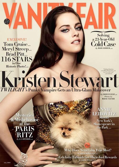 Vanity Fair - July 2012, Kristen Stewart