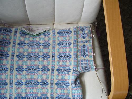 VS sweater sleeve 1