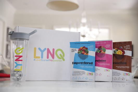 Back to School Giveaway with LYNQ Superfood Blends – The Frugalista Mom