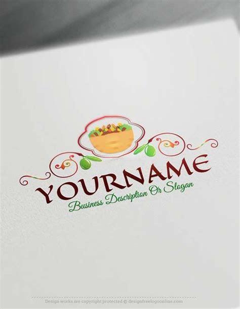 create arabic food logo design    logo maker