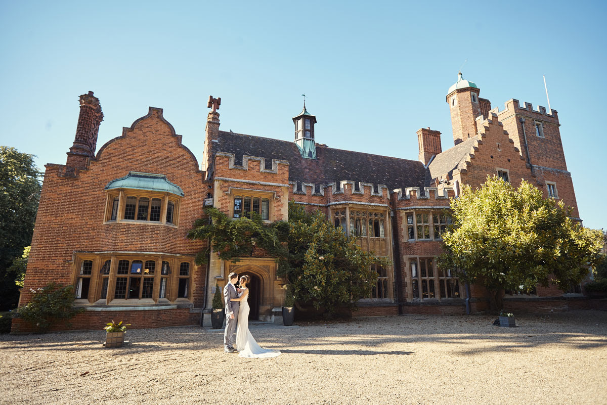 Venue of Lanwades Hall Wedding Photos - helloromancephotography.com