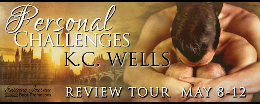 BLOG TOUR: Personal Challenges by K.C. Wells