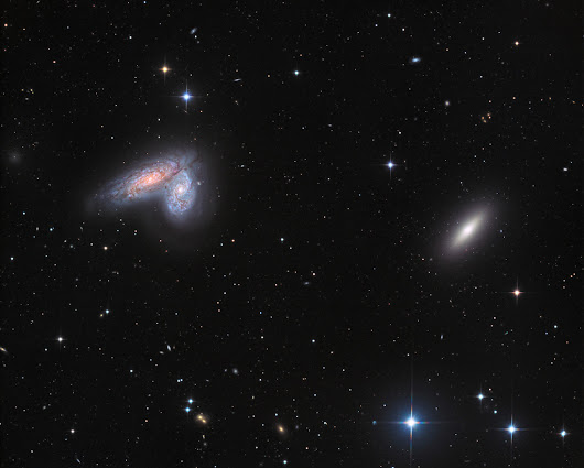 Twin Galaxies in Virgo