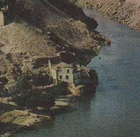 Casa del diamantista a mediados del siglo XX