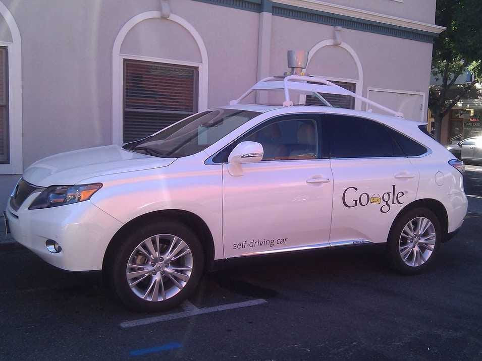 Image result for google self-driving car