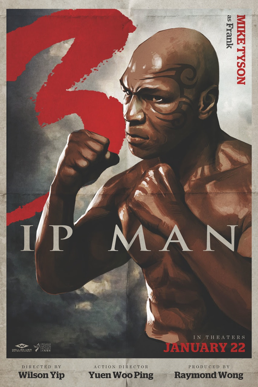 Check Out the Character Posters for 'Ip Man 3' | IndieWire
