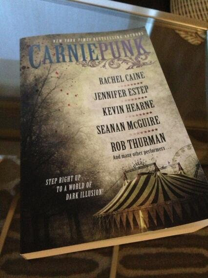 Kevin Hearne | Official Site   The Carnival is in town