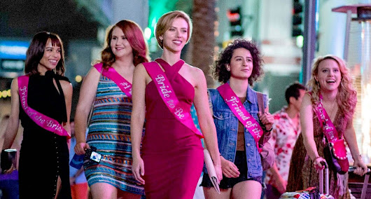 SUBSTREAM: 'Rough Night' is light, fluffy, and incredibly problematic