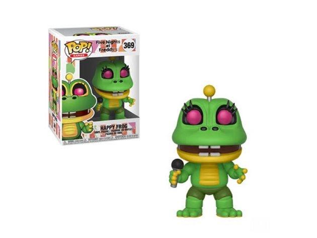 Funko Pop! Games Five Nights at Freddy's Pizza Sim Happy Frog Vinyl Figure #369 for $14