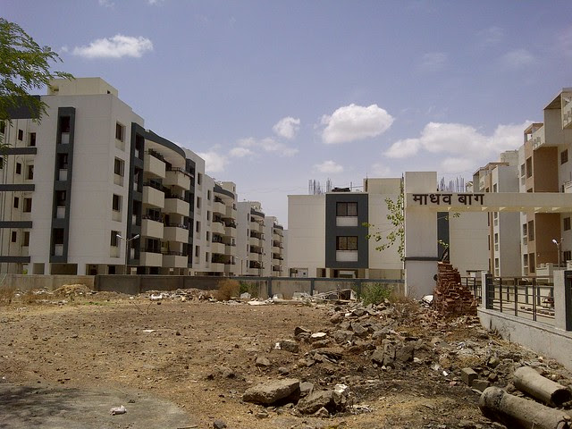 Madhav Baug - Sade-Satara-Nali - Hadapsar  - Visit Livogue - 1 BHK, 1.5 BHK & 2 BHK Flats at Malwadi Hadapsar, Pune 411028