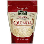 Nature's Earthly Choice Premium Quinoa - Case of 6 - 12 oz.